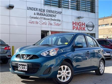 2019 Nissan Micra SV (Stk: HP312A) in Toronto - Image 1 of 18