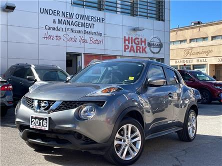 2016 Nissan Juke SV (Stk: U1906) in Toronto - Image 1 of 23