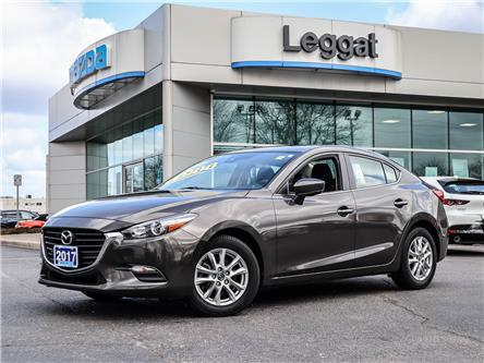2017 Mazda Mazda3 GS (Stk: 2451LT) in Burlington - Image 1 of 26