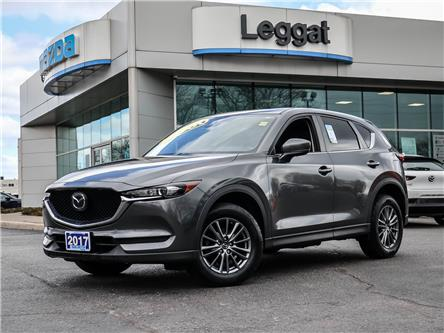 2017 Mazda CX-5 GS (Stk: 2478LT) in Burlington - Image 1 of 27