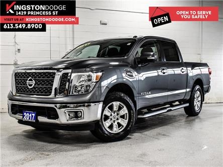 2017 Nissan Titan SV (Stk: 20T065A) in Kingston - Image 1 of 27