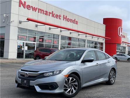 2017 Honda Civic EX (Stk: OP-5591) in Newmarket - Image 1 of 7