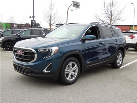 2021 GMC Terrain SLE (Stk: 1205490) in Langley City - Image 1 of 6