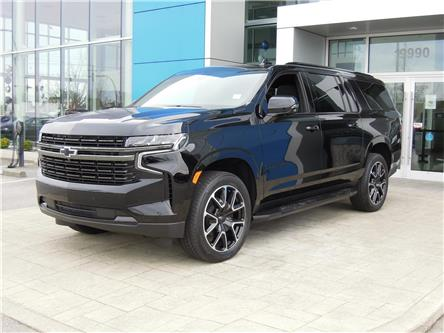 2021 Chevrolet Suburban RST (Stk: 1205560) in Langley City - Image 1 of 6