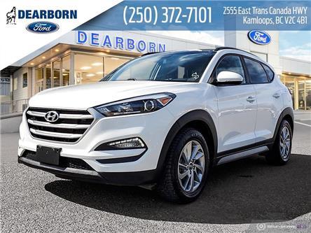 2018 Hyundai Tucson SE 2.0L (Stk: TM104A) in Kamloops - Image 1 of 26
