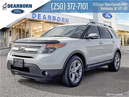 2015 Ford Explorer Limited (Stk: TM121A) in Kamloops - Image 1 of 25