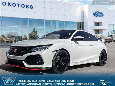 2018 Honda Civic Si (Stk: B84115) in Okotoks - Image 1 of 26