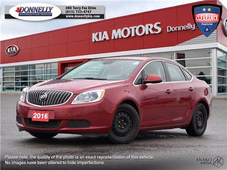 2016 Buick Verano Base (Stk: KV134A) in Kanata - Image 1 of 26