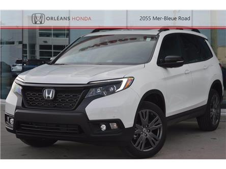 2021 Honda Passport Sport (Stk: 210134) in Orléans - Image 1 of 27