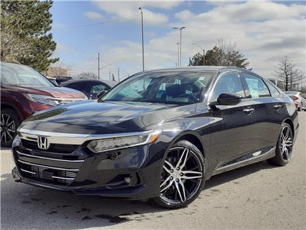 2021 Honda Accord Touring 2.0T (Stk: 21-0048) in Ottawa - Image 1 of 26