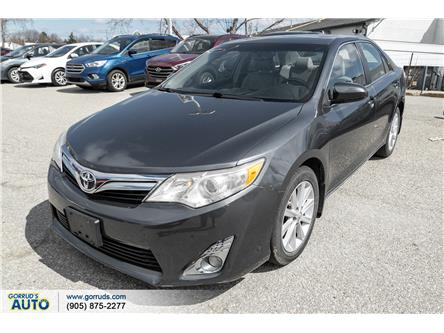 2012 Toyota Camry XLE V6 (Stk: 006857) in Milton - Image 1 of 6