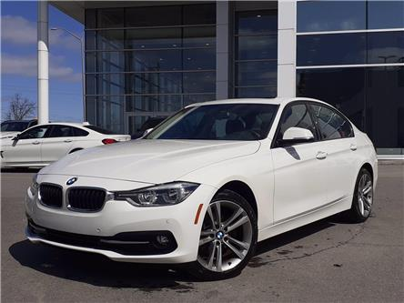 2017 BMW 320i xDrive (Stk: P9791) in Gloucester - Image 1 of 14