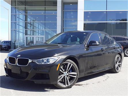 2015 BMW 335i xDrive (Stk: P9770A) in Gloucester - Image 1 of 28