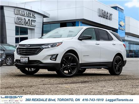2021 Chevrolet Equinox LT (Stk: 150411) in Etobicoke - Image 1 of 21