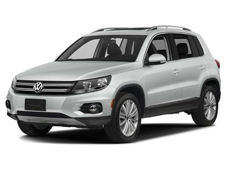 2017 Volkswagen Tiguan Wolfsburg Edition (Stk: 71070A) in Saskatoon - Image 1 of 10