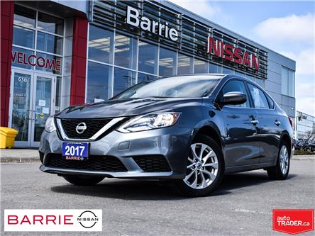 2017 Nissan Sentra 1.8 SV (Stk: 20053A) in Barrie - Image 1 of 29
