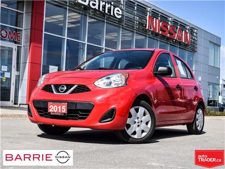 2015 Nissan Micra S (Stk: 21036A) in Barrie - Image 1 of 22