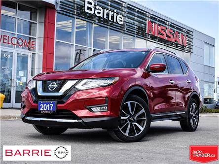 2017 Nissan Rogue SL Platinum (Stk: 21083A) in Barrie - Image 1 of 30