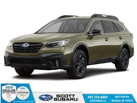 2021 Subaru Outback Outdoor XT (Stk: 182555) in Red Deer - Image 1 of 10