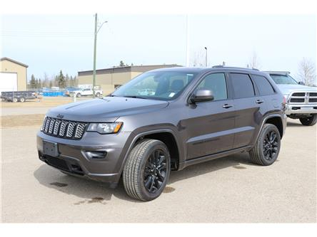 2021 Jeep Grand Cherokee Laredo (Stk: MT050) in Rocky Mountain House - Image 1 of 29
