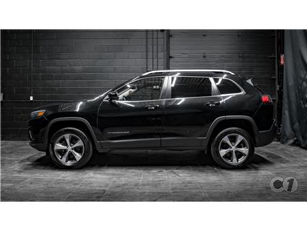 2019 Jeep Cherokee Limited (Stk: CT21-80) in Kingston - Image 1 of 43