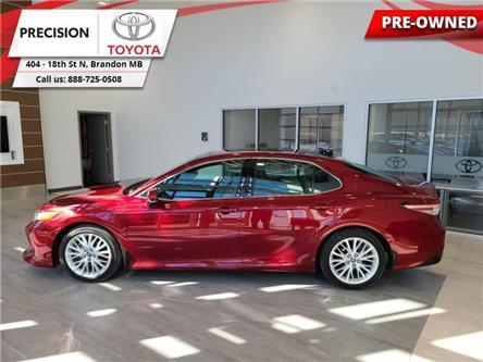 2018 Toyota Camry XLE (Stk: 211841) in Brandon - Image 1 of 28