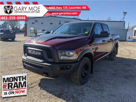 2021 RAM 1500 Classic SLT (Stk: F212633) in Lacombe - Image 1 of 16