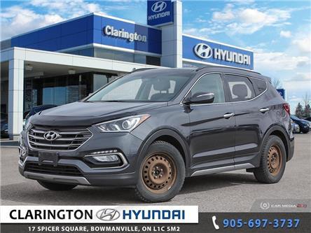 2017 Hyundai Santa Fe Sport 2.0T Limited (Stk: 20993A) in Clarington - Image 1 of 27