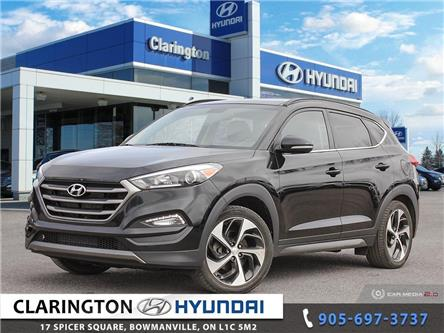 2016 Hyundai Tucson Limited (Stk: U1177) in Clarington - Image 1 of 27