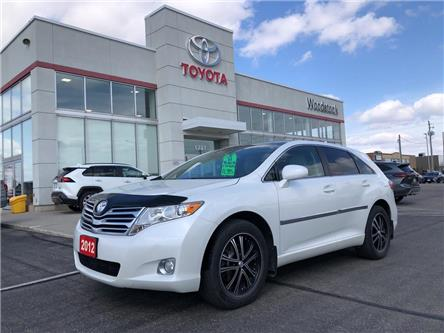 2012 Toyota Venza Base (Stk: 2024A) in Woodstock - Image 1 of 20