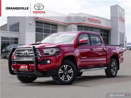 2017 Toyota Tacoma TRD Sport (Stk: 21304A) in Orangeville - Image 1 of 26