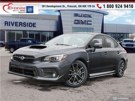 2019 Subaru WRX Sport-tech (Stk: Z21024A) in Prescott - Image 1 of 27