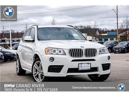 2014 BMW X3 xDrive28i (Stk: 34546B) in Kitchener - Image 1 of 25