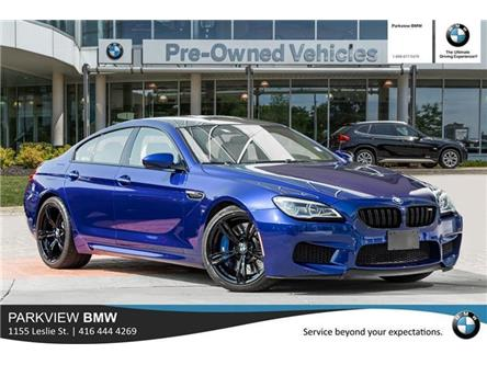 2017 BMW M6 Gran Coupe Base (Stk: PP9585A) in Toronto - Image 1 of 21