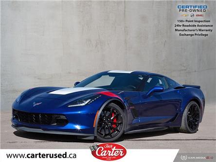 2017 Chevrolet Corvette Grand Sport (Stk: 20137U) in Calgary - Image 1 of 26