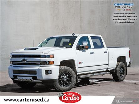 2018 Chevrolet Silverado 3500HD LTZ (Stk: 76079U) in Calgary - Image 1 of 27