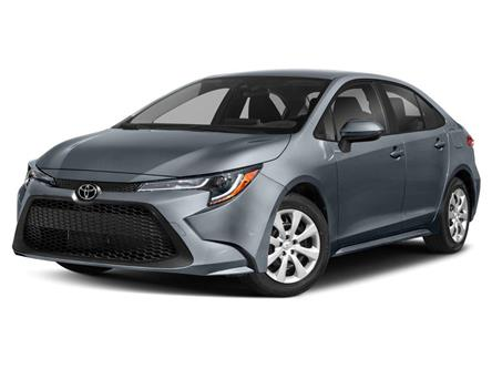 2021 Toyota Corolla LE (Stk: 21CR228) in Georgetown - Image 1 of 9