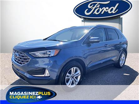 2019 Ford Edge SEL (Stk: LL78) in Saint-Jérôme - Image 1 of 17