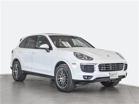 2018 Porsche Cayenne Platinum Edition (Stk: PP564) in Ottawa - Image 1 of 21