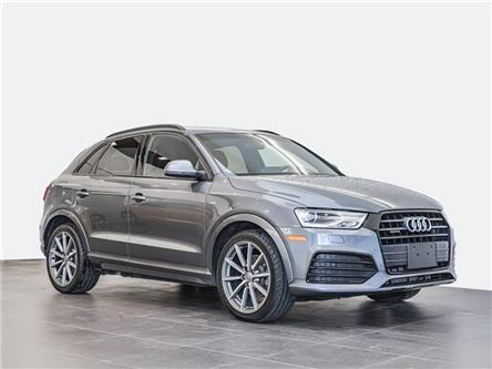 2017 Audi Q3 2.0T Progressiv (Stk: PA820) in Ottawa - Image 1 of 22