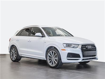 2018 Audi Q3 2.0T Progressiv (Stk: PA828A) in Ottawa - Image 1 of 22