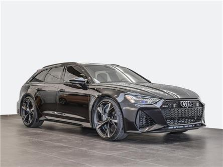 2021 Audi RS 6 Avant 4.0T (Stk: PA834) in Ottawa - Image 1 of 22