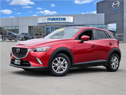 2017 Mazda CX-3 GS (Stk: LT1078) in Hamilton - Image 1 of 30