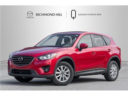2016 Mazda CX-5 GS (Stk: 21-291A) in Richmond Hill - Image 1 of 20