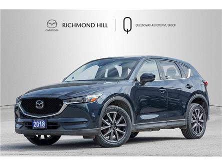 2018 Mazda CX-5 GT (Stk: 21-296A) in Richmond Hill - Image 1 of 24