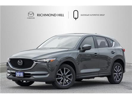 2018 Mazda CX-5 GT (Stk: 21-333A) in Richmond Hill - Image 1 of 24