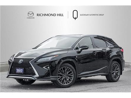 2017 Lexus RX 350 Base (Stk: P0607) in Richmond Hill - Image 1 of 24