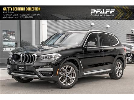 2021 BMW X3 xDrive30i (Stk: SU0341) in Guelph - Image 1 of 12
