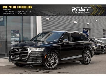 2019 Audi Q7 55 Technik (Stk: SU0346) in Guelph - Image 1 of 20
