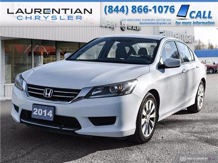 2014 Honda Accord LX (Stk: 21113A) in Sudbury - Image 1 of 26